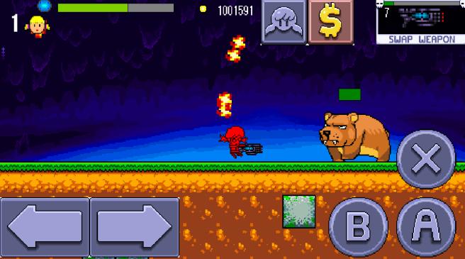 screenshot bear