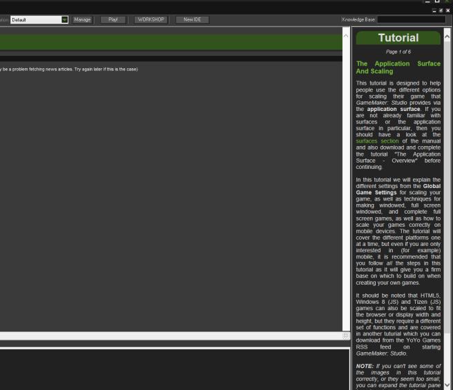 GameMaker: Studio Tutorial